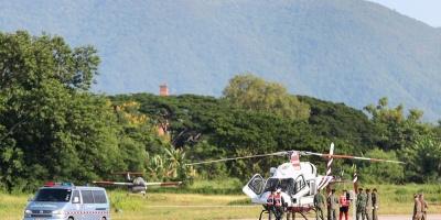 Fueron rescatados 8 de los 13 atrapados en la cueva tailandesa, los últimos 4 este lunes