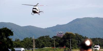 Al menos un nuevo rescatado de cueva de Tailandia, según medio local