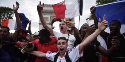 Francia es la primera selección finalista del Mundial de Rusia