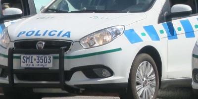 Policía baleado al finalizar custodia por violencia doméstica