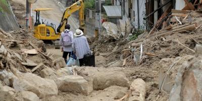 Asciende a 199 el número de fallecidos por las lluvias torrenciales en Japón