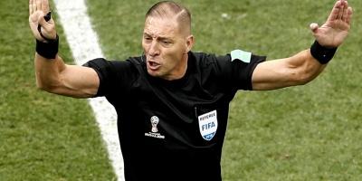 Pitana dirigirá la final Francia-Croacia