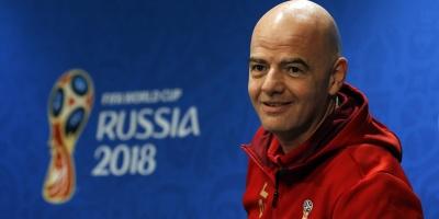 "Infantino: ""Ha sido la mejor Copa del Mundo de la historia"""