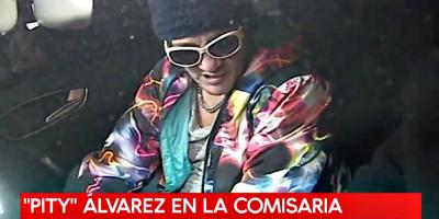 "Argentina: Se entregó el ""Pity"" Alvarez"