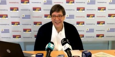 Presidente del FA minimiza reuniones por candidaturas