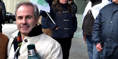 Grecco: SMU en alerta por rebaja salarial en la mutualista Médica Uruguaya