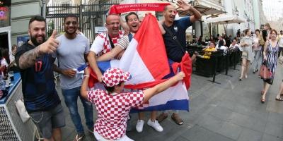 Francia y Croacia jugarán con una temperatura ambiente de 28 grados