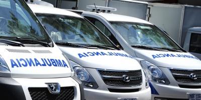 Ambulancias ingresarán con la Policía en zonas de riesgo
