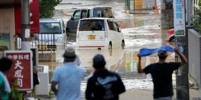 Lluvias en Japón causaron 224 muertos y 17 desaparecidos