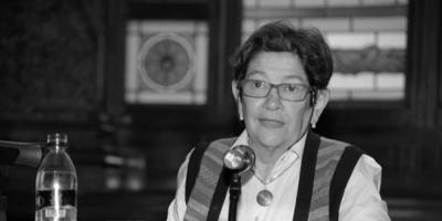 Parlamento rindió tributo a Bertha Sanseverino
