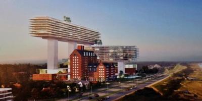 Maldonado aprobó anteproyecto para la obra del Hotel San Rafael