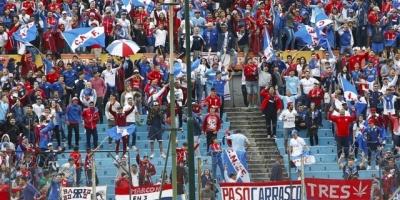 Copa Sudamericana: Sol de América 0 Nacional 0