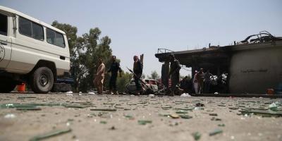 Cuatro yihadistas muertos y seis policías heridos en un ataque en Irak