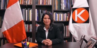 Opositora Keiko Fujimori negó ser influyente ante el Poder Judicial peruano