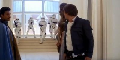 Una chaqueta de Han Solo en Star Wars sale a subasta en Londres