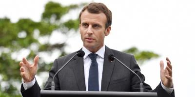 Macron ofrece a Italia la ayuda de Francia tras el derrumbe del viaducto