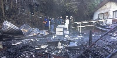 Mueren 10 mujeres en incendio de hogar de ancianos en el sur de Chile