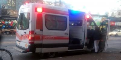 Graves lesiones sufrió una mujer al ser golpeada por su pareja