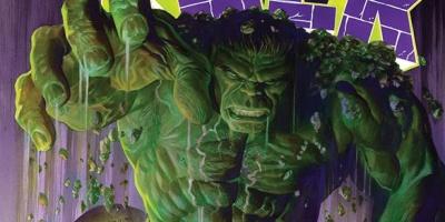 Hulk, el superhéroe de fuerza descomunal, resucita en nueva entrega del cómic
