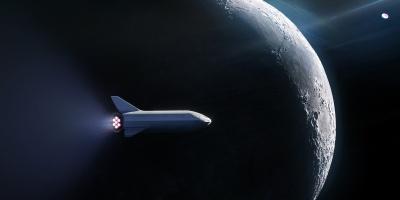 SpaceX dará a conocer este lunes el nombre del primer turista que volará alrededor de la Luna