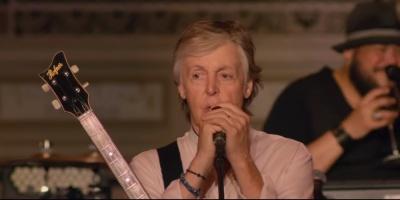 """McCartney alcanza con """"Egypt Station"""" su primer número 1 en EE.UU. en 36 años"""