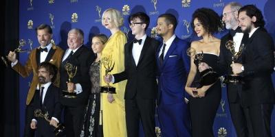 """""""Game of Thrones"""" se alza con el Emmy a la mejor serie de drama"""