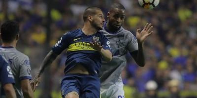 Zárate y Pérez ponen adelante a Boca y contra las cuerdas al Cruzeiro