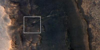 La NASA avista al explorador Opportunity desaparecido en Marte hace 107 días