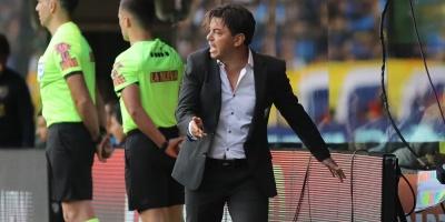 River goleó a Lanús y extiende su buen momento en la Superliga