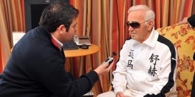 Falleció el cantante francés Aznavour a los 94 años