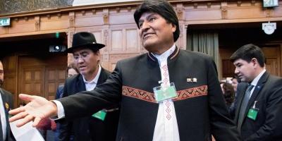 La CIJ da la razón a Chile y rechaza todas las peticiones de Bolivia