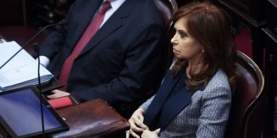 """Ministro argentino no ve """"bueno"""" para su país que se pida detener a Fernández"""