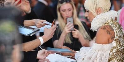 """Lady Gaga: """"el primer sueño que tuve en mi vida fue el de ser actriz"""""""