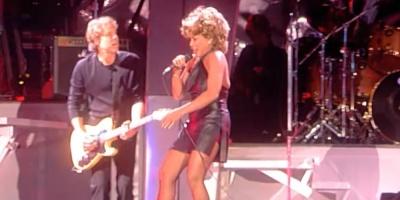 Tina Turner revela que su ex esposo la llevó a un burdel la noche de bodas
