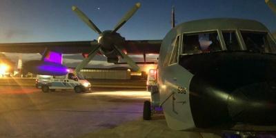 Un bebé de 16 días debió ser trasladado de urgencia por la Fuerza Aérea