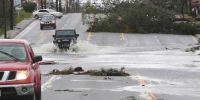 Huracán Michael avanza como tormenta por sureste de EEUU, rumbo al Atlántico