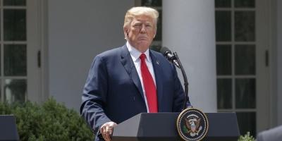 Trump dice podría visitar próximamente zonas afectadas por huracán Michael