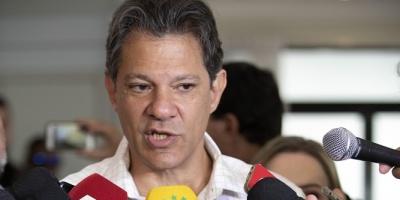 """Haddad sigue confiado y dice que faltan """"ocho puntos"""" para vencer a Bolsonaro"""