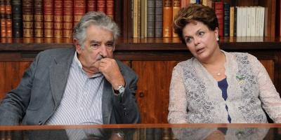 Mujica y Rouseff se encontrarán en Argentina durante foro político
