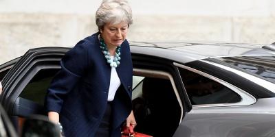 May rechazará acuerdo que mantenga al país en unión aduanera indefinidamente