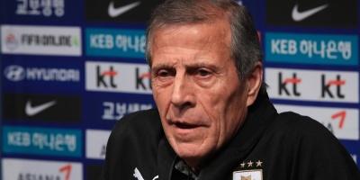 Uruguay no pudo con Corea del Sur y perdió 2-1 en Seúl
