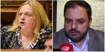 Carrera entiende que Tribunal de Ética del PN debería citar a Bianchi
