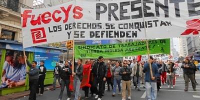 Fuecys ocupa supermercados en Montevideo o en Punta del Este, este fin de semana