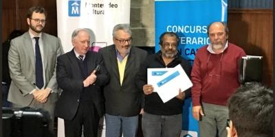 Intendencia de Montevideo entregó premios Onetti 2018