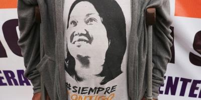 75 % de peruanos considera a Keiko culpable y 71 % justifica su detención