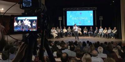 Lacalle Pou presentó lineamientos generales de su programa de gobierno