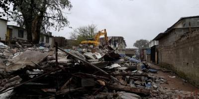 Restan inspeccionar 540 viviendas en la zona de los Palomares