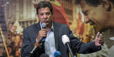Haddad advierte que Bolsonaro regularizará milicias como pasó en Filipinas