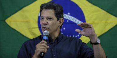 Haddad alerta de un aumento de la violencia en Brasil por motivos políticos