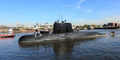 Marchas en Argentina recuerdan la desaparición de submarino hace 11 meses